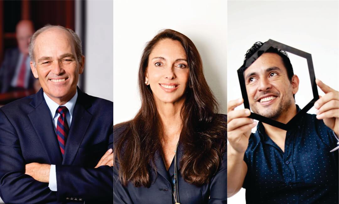 Inés Temple, Benito Juárez y Roque Benavides expondrán sobre desafíos de las empresas en reactivación económica del país
